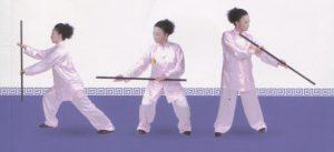 Qi Gong bâton Yangsheng Zhang @ Dojo de Balma