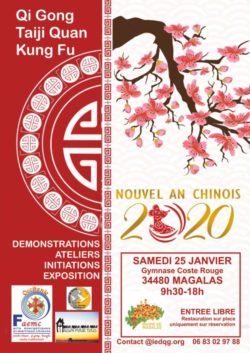Nouvel an chinois @ Gymnase Coste rouge