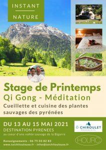 Stage de Printemps @ Ô Chiroulet